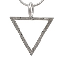 Amante Sterling Silver Alchemical Element Of Water Pendant