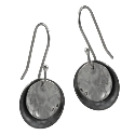 Amante Silver Marita Drop Earrings