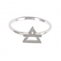 Amante Sterling Silver Element Of Air Ring