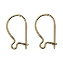 9ct Gold Earring Hooks