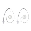 Amante Sterling Silver Freshwater Pearl Earrings