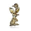 9ct Gold Bilby Charm Pendant