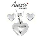 Amante Hearts A flutter Gift Set
